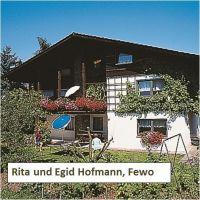 Rita und Egid Hofmann, Fewo